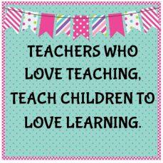 Teacher Through and Through