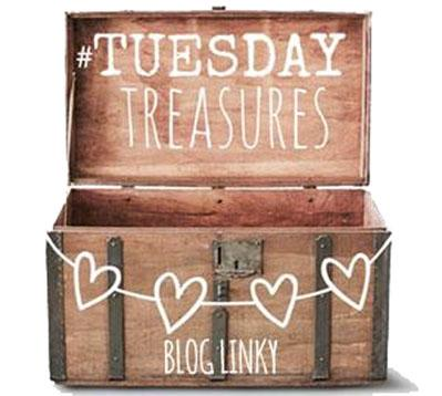 #TuesdayTreasures – The Official Launch 14/06/16