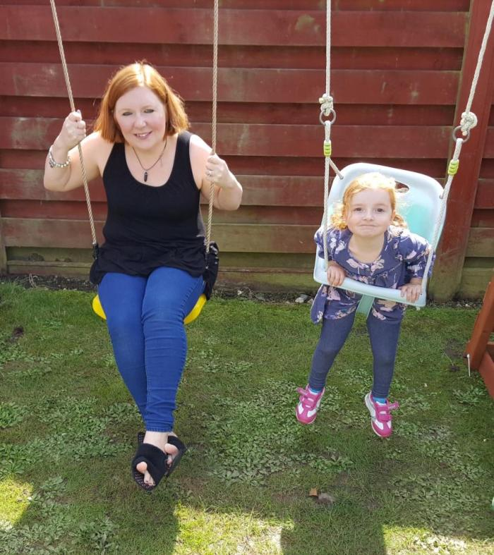 #MySundayPhoto – Swinging In The Summer Sun