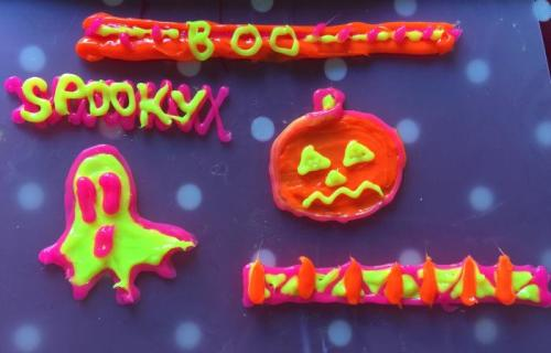 Creating Halloween Jewellery And Accessories With Gel-A-Peel
