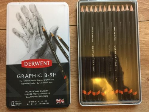 Doodles & Drawing With Derwent