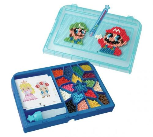 Getting Crafty With The Aqua Beads Mario Set