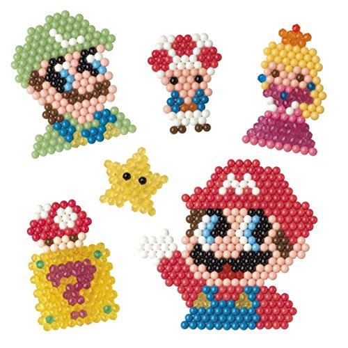 Getting Crafty With The Aqua Beads Mario Set