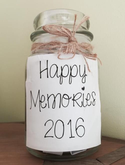 Our New Years Eve Tradition - The Happiness Jar