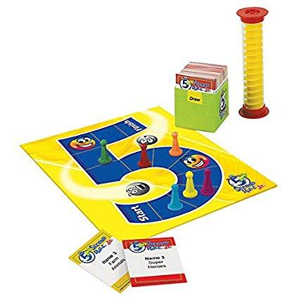 Thinking On Your Feet With The 5 Second Rule Junior Board Game