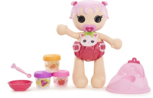 The Lalaloopsy Babies Potty Surprise Doll The Doll That