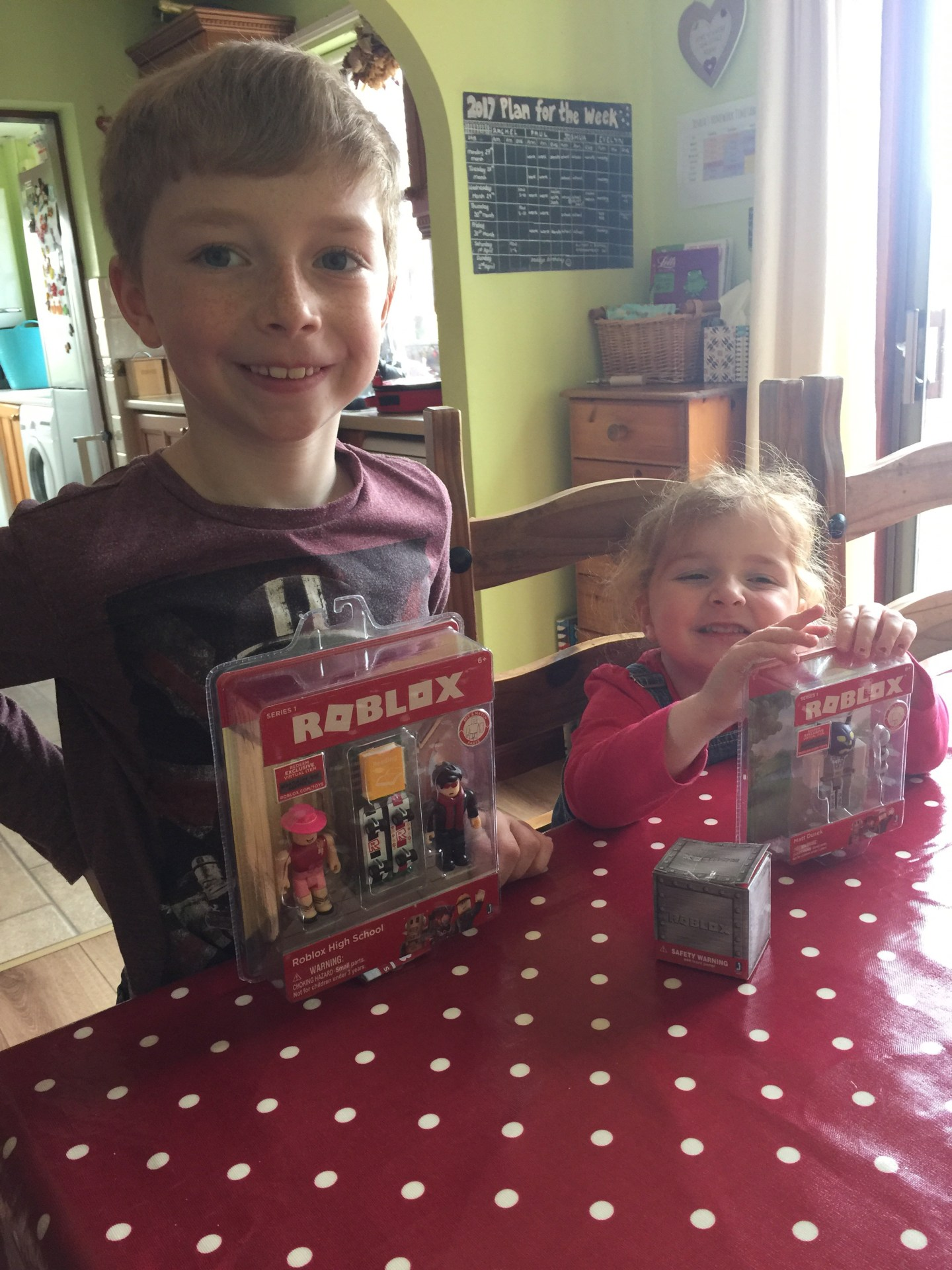 From Gaming To Reality With Roblox Figures & Playsets