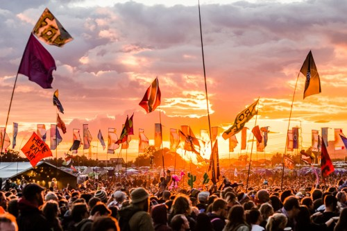 #LittleLoves - Glasto, Super Dry Dresses & London Grammar Tickets