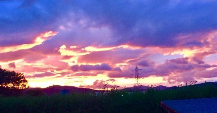 #MySundayPhoto - Supreme Sunset