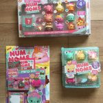 Loving All Things That Glitter With Series 4 Num Noms