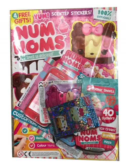 The Num Noms Collectors Case, A Stylish Storage Solution