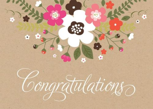 #LittleLoves - Congratulations, Cake & Blading