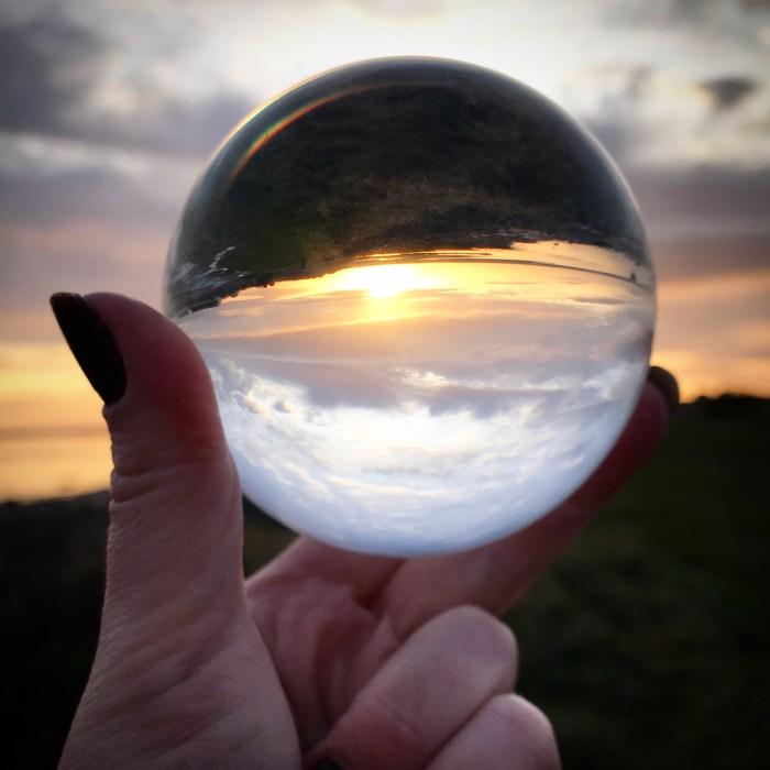 #MySundayPhoto - Bouncing Off Clouds