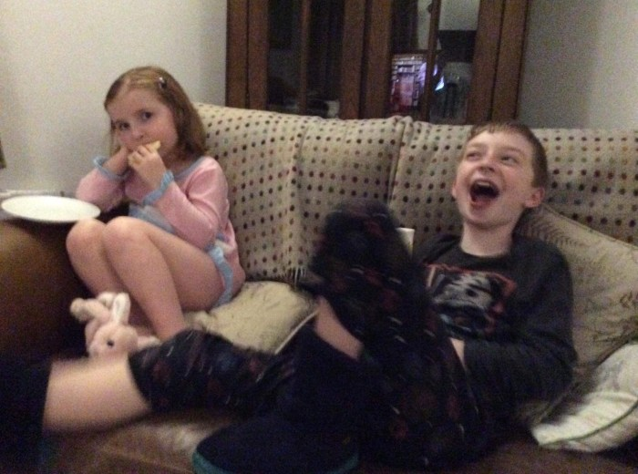 The Siblings Project – Cuddles On The Couch (January 2019)