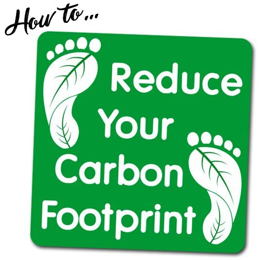 #HowMuchCO2 ? – Tips To Reduce Your Carbon Footprint
