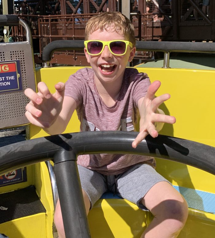 #LivingArrows - Family Fun At Alton Towers 34/52 (2019)