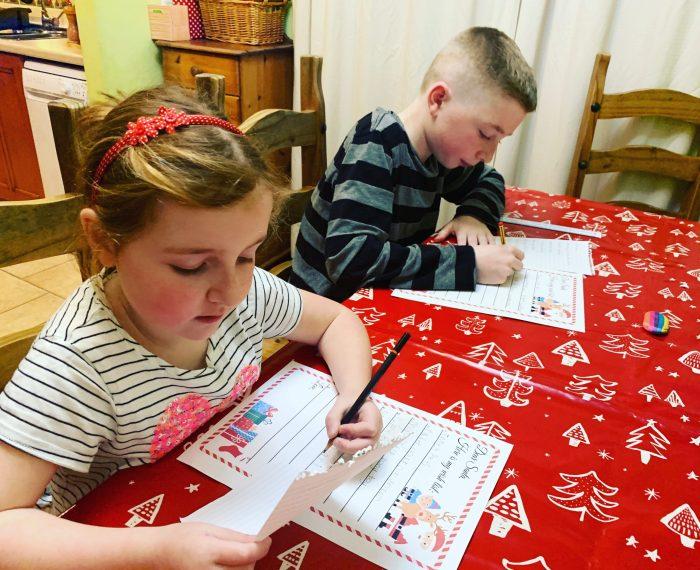 #TheOrdinaryMoments – Sending Letters To Santa