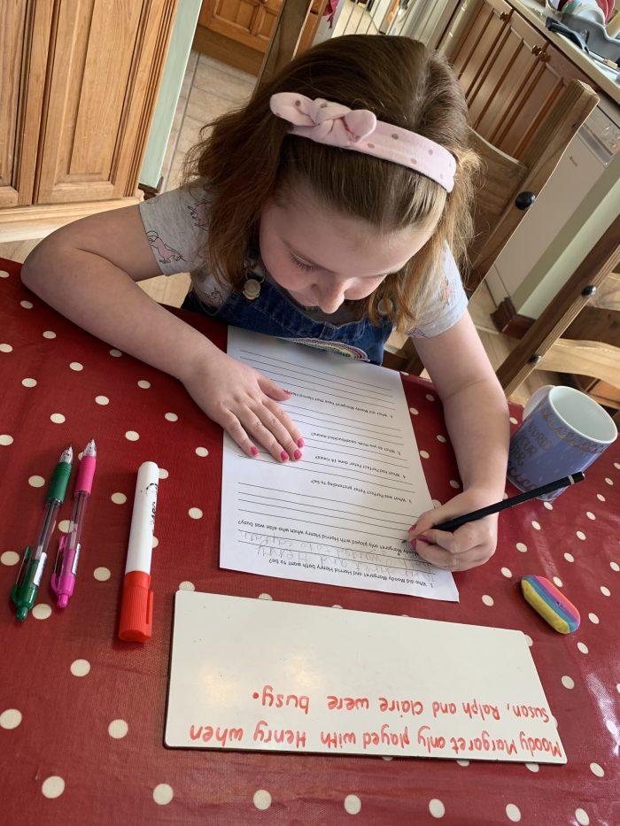 #LivingArrows – Homeschooling 12/52 (2020)