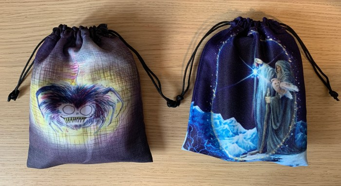 Brilliant Bags & Perfect Pouches for Tarot Cards