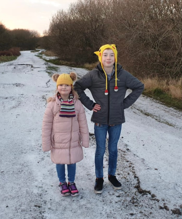 The Siblings Project - January 2021