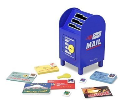 mail box toy