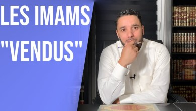 Photo of LES IMAMS VENDUS..