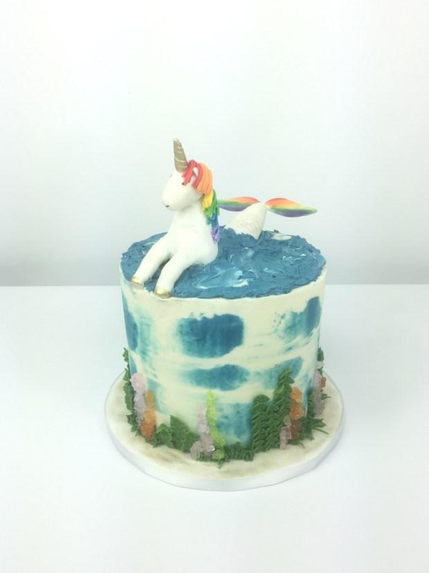Mermicorn Cake Rach Makes Cakes