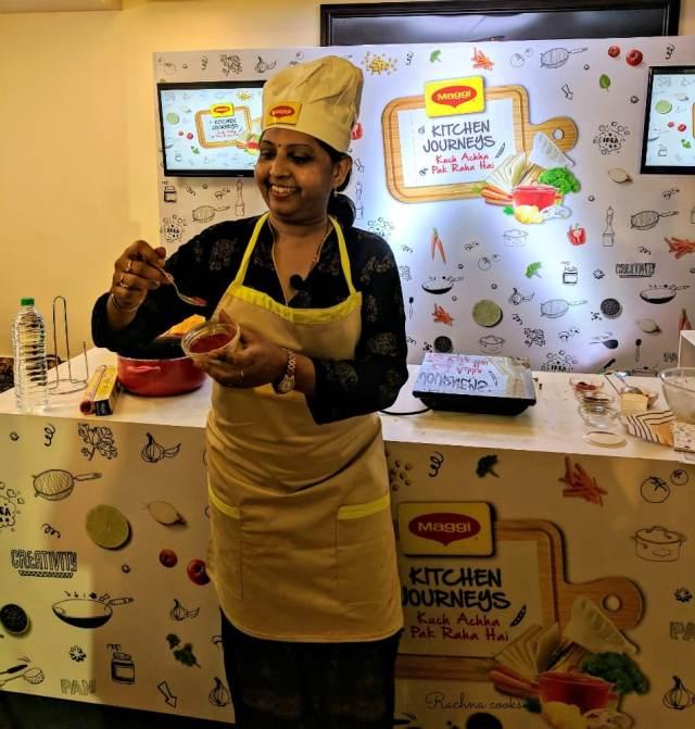 maggi kitchen journeys