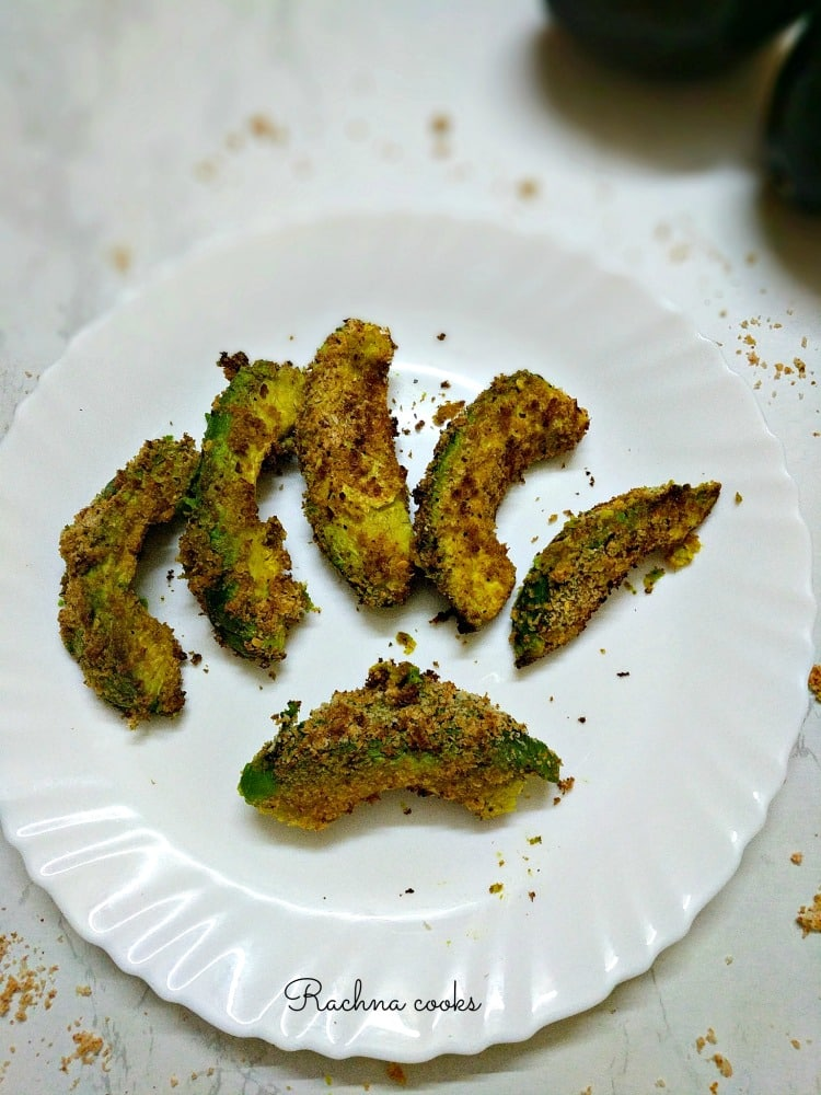 Vegan Avocado Wedges | Healthy Avocado Recipes