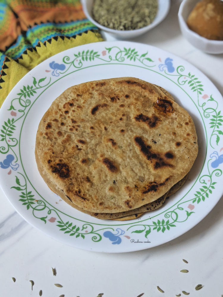 Til aur Gur ka Paratha | How to Make Jaggery Paratha
