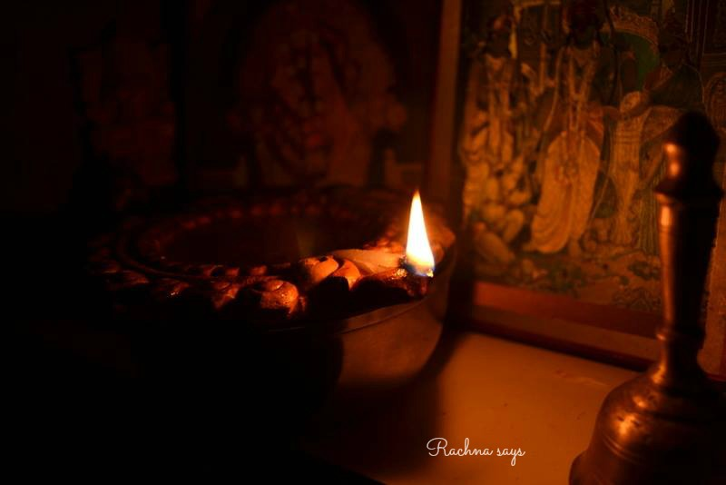 That Subdued and Lonesome Diwali
