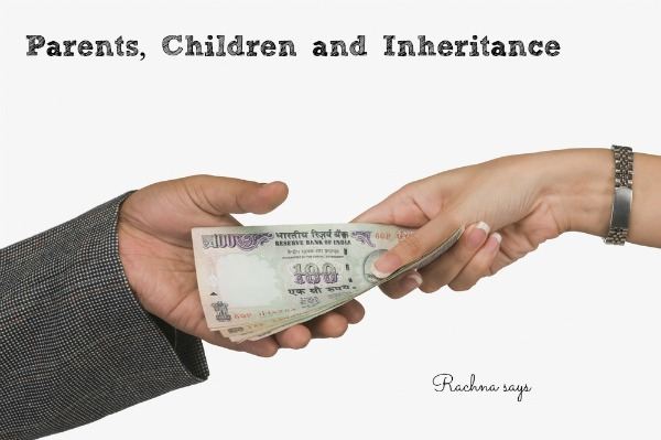 Parents, Children and Inheritance