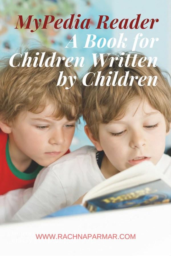 MyPedia Reader - A Book for Children Written by Children ...