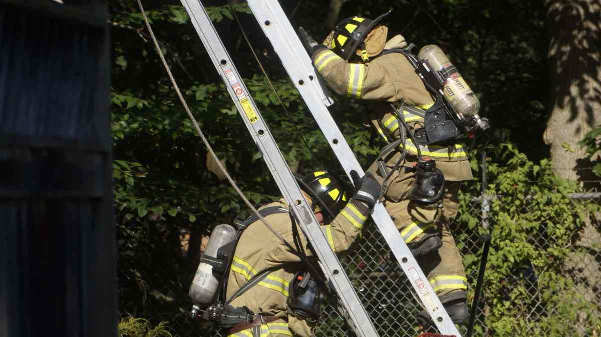 No One Injured In 13th Street House Fire