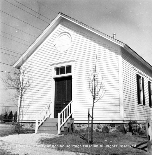 Racine Remembers: The 1888 Bohemian Schoolhouse