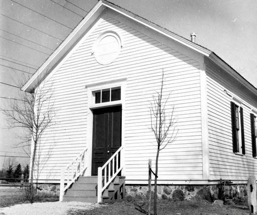 1888 Bohemian Schoolhouse