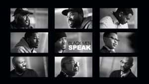Black Men Speak