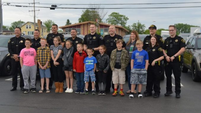 Gifford School and Sheriff
