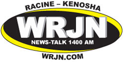 WRJN logo - Catch all of the Racine Raiders scheduled games on WRJN