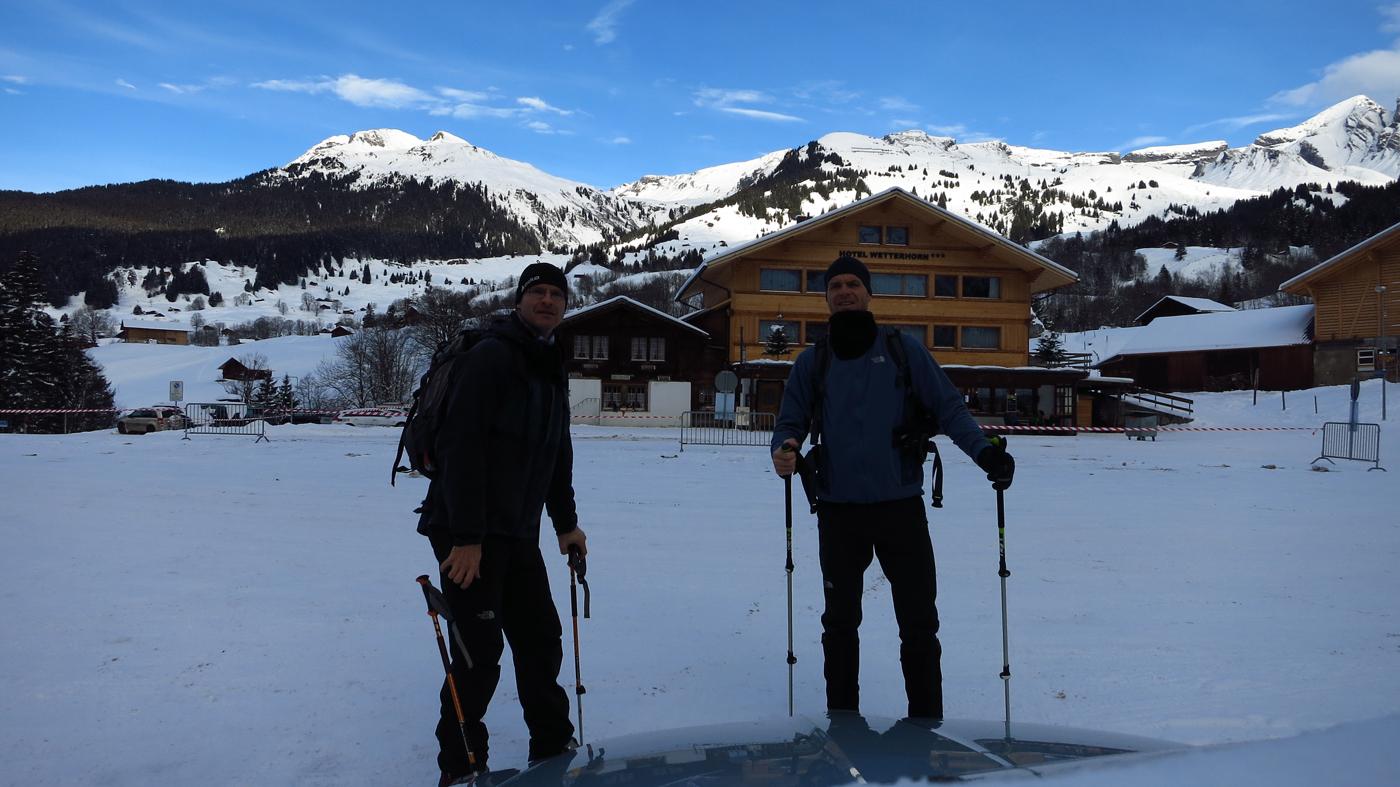 Schneeschuhtour Grindelwald