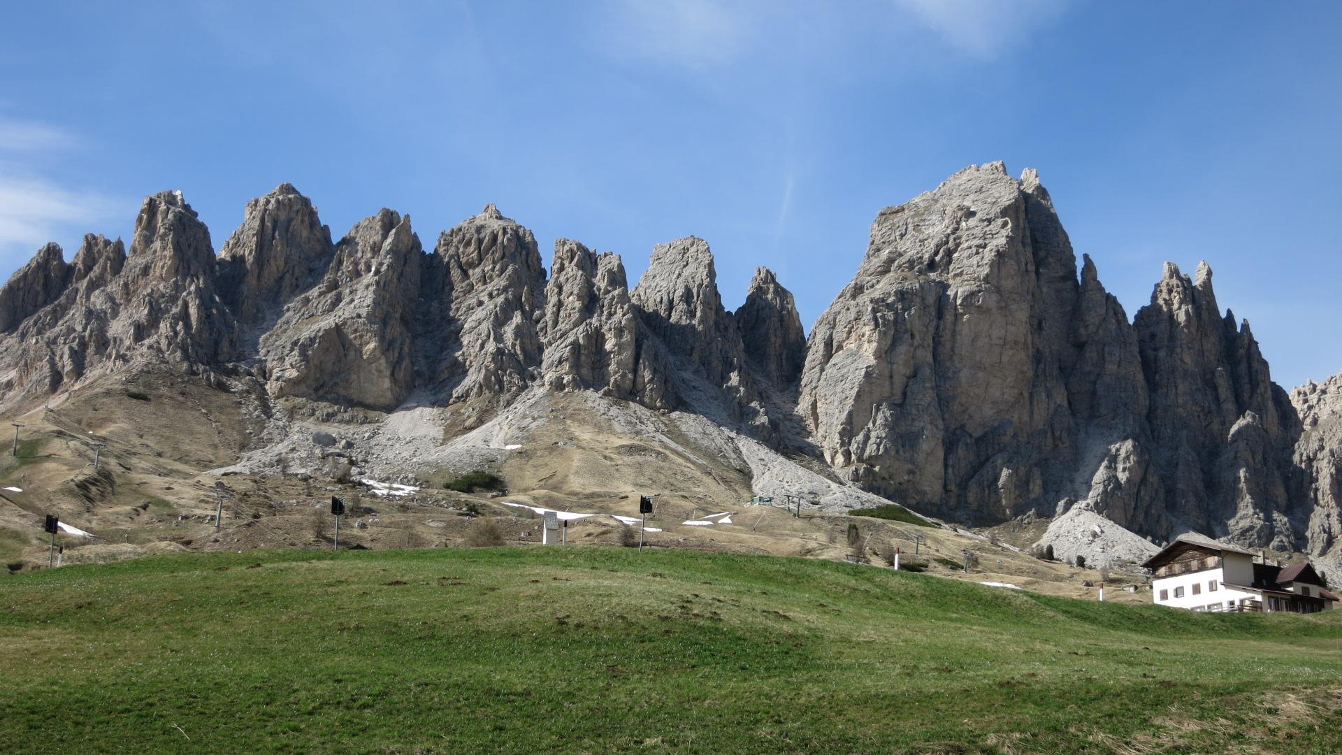 Dolomiten Sellarunde