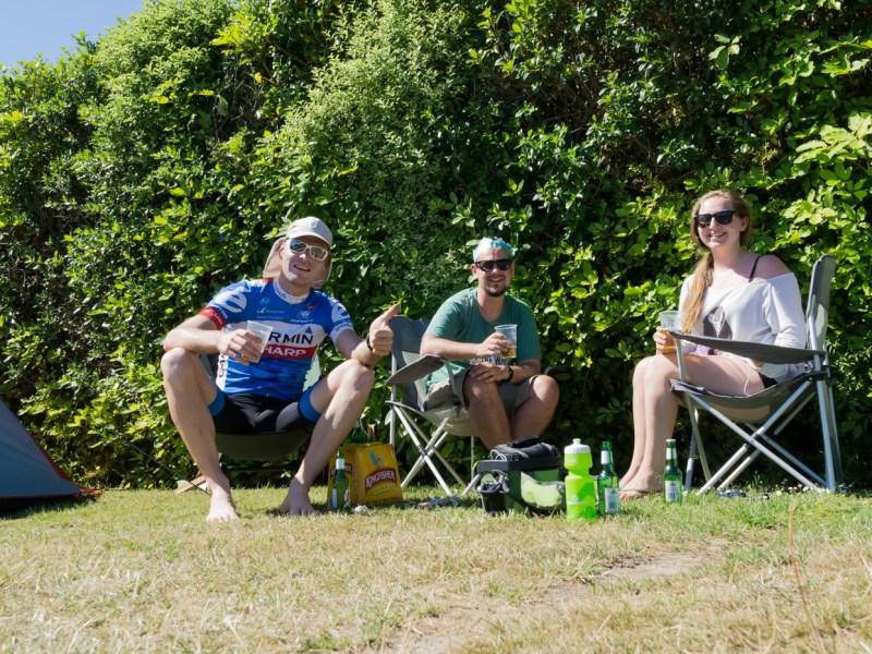 Campingplatz Akaroa