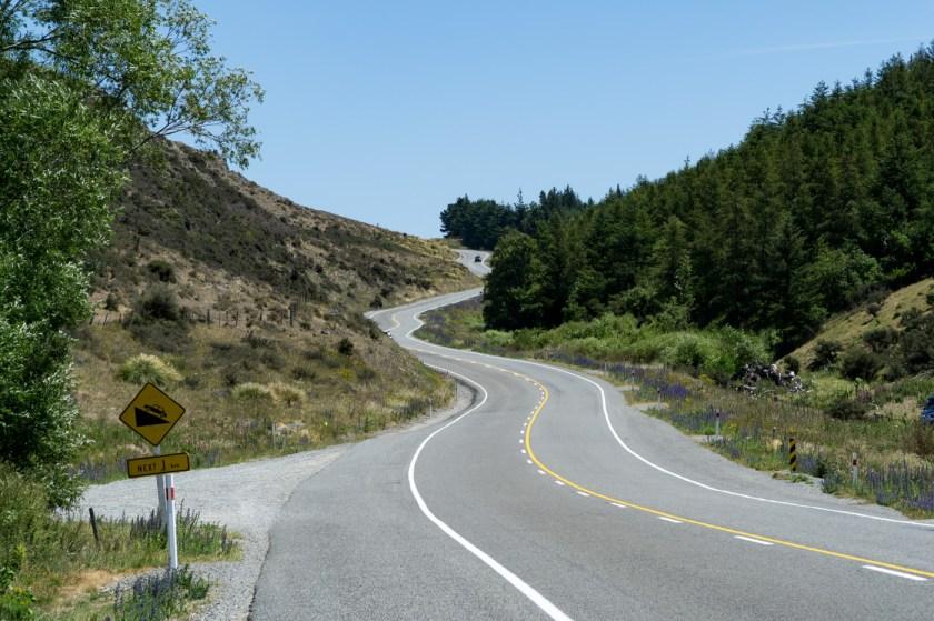 wunderbar ausgebaute Straßen