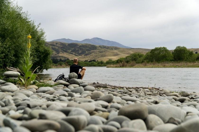 Kurow am Fluss