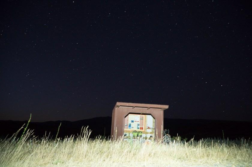 Hütte am Otago Rail Trail
