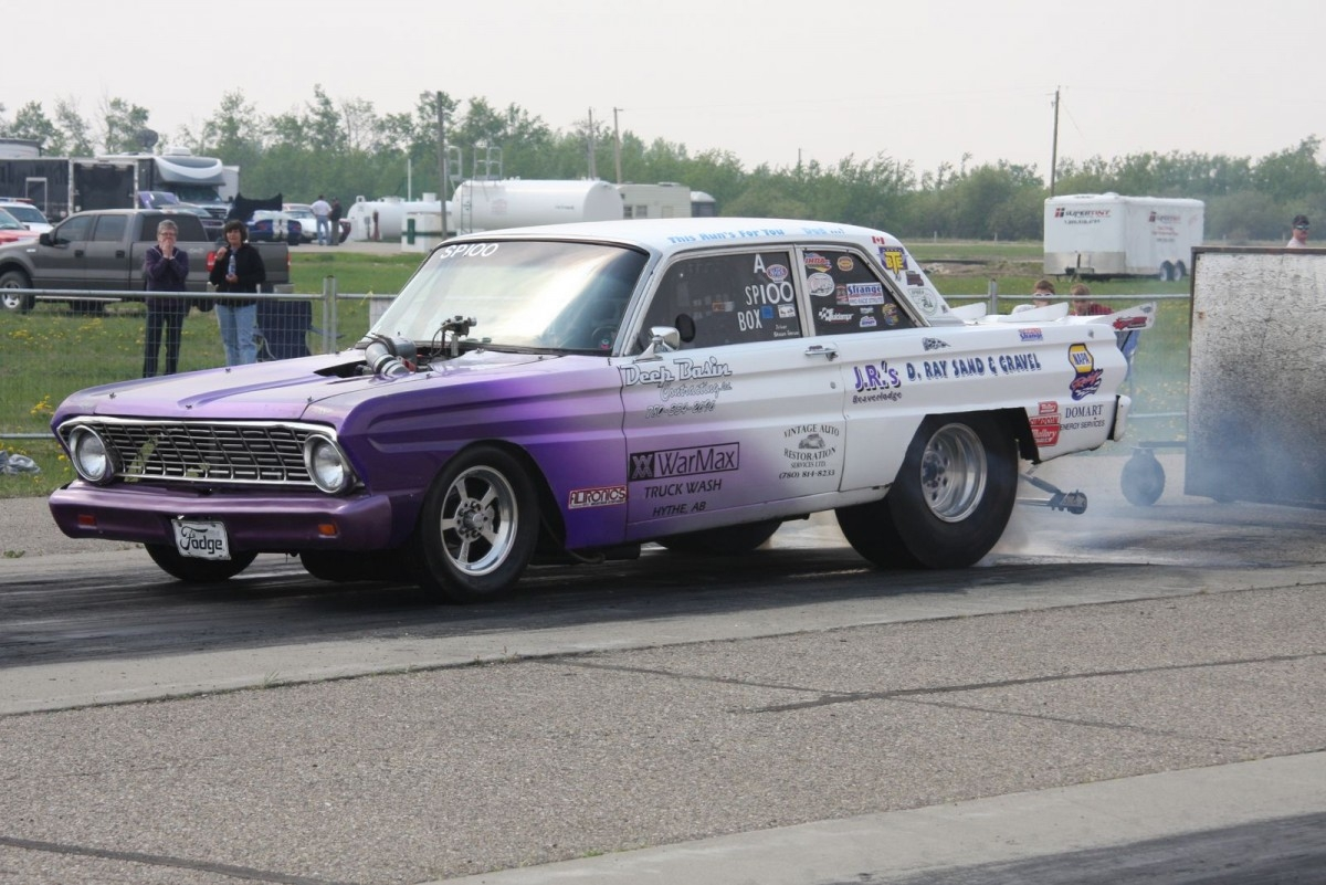 Falcon Racing Drag Ford 1964