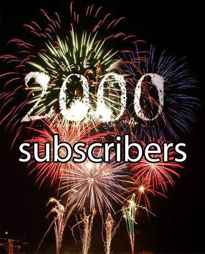 2000 members - Please Re-Subscribe To Our News Letter!!!