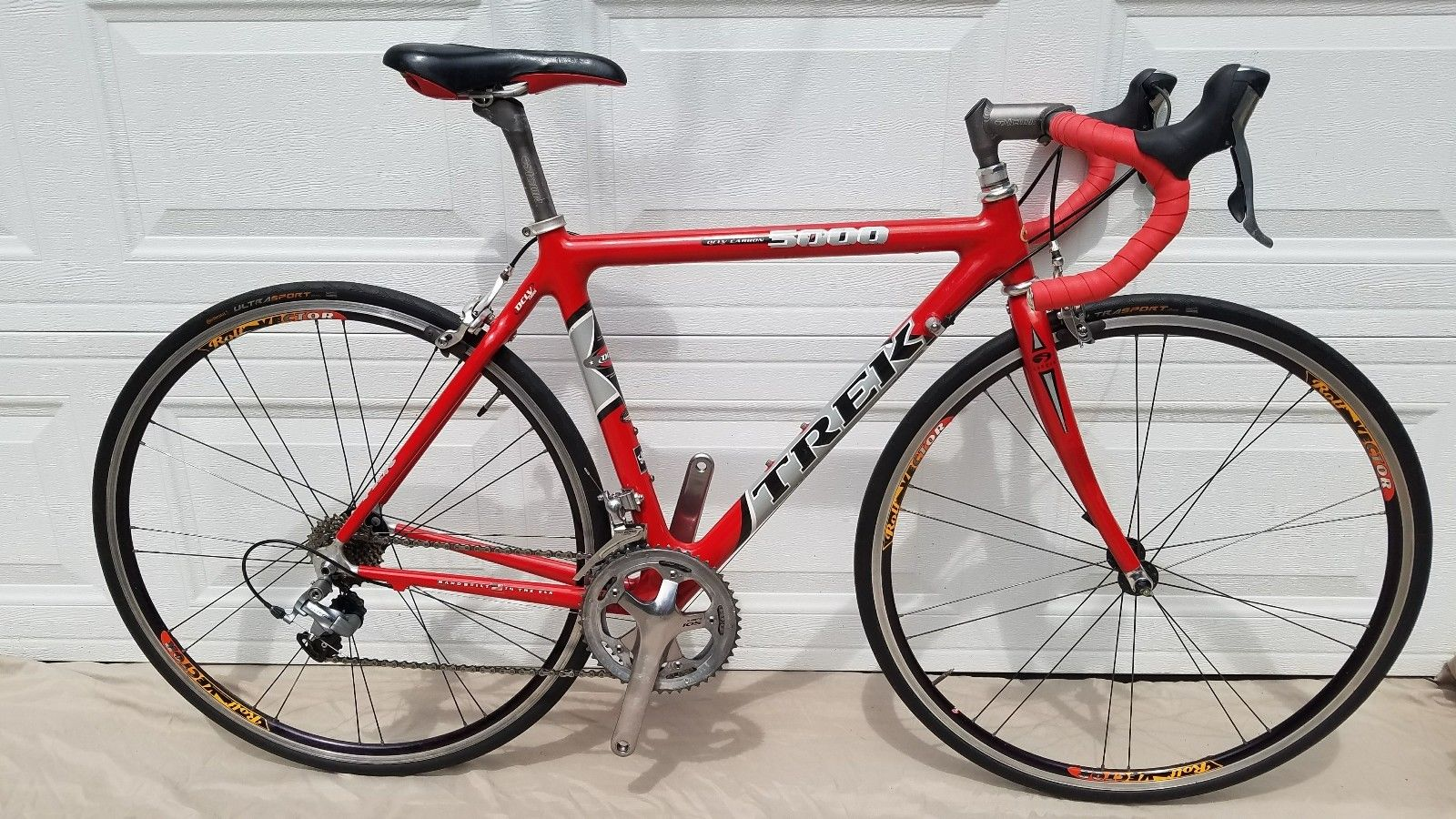 700C Road Bike 18 Speed Carbon Fiber Frame R3000 Racing Bicycle 50cm PresentGift