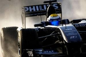 2009 Formula One Testing.
