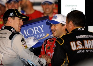2010_Atlanta2_Sept_NSCS_Tony_Stewart_VL_Carl_Edwards_Ryan_Newman